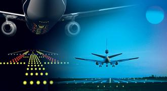 Гарантированное электропитание освещения взлетно-посадочной полосы (ВПП) аэродрома